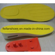 Latest High Quality PU Increase Height Insole Outdoor Insole (FF505-11)